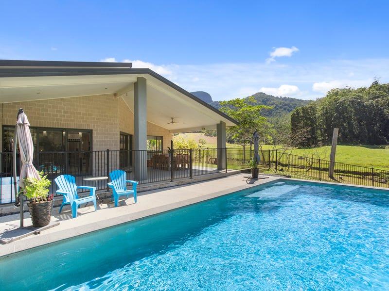144 BOOKA ROAD, Upper Crystal Creek, NSW 2484