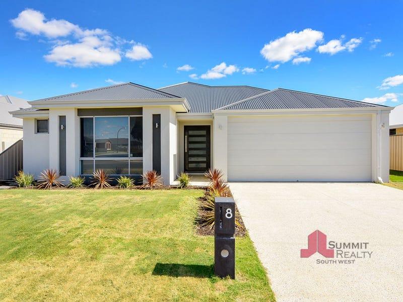 8 Quartz Drive, Australind, WA 6233