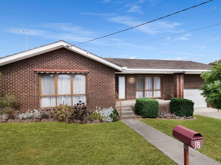 18 Button Street, Strathdale, Vic 3550