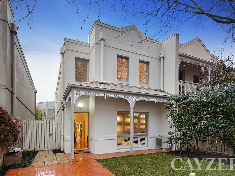 13 Henderson Street, South Melbourne