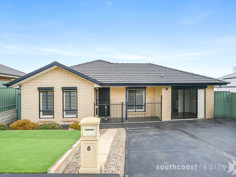 6 Wishart Crescent, Encounter Bay, SA 5211