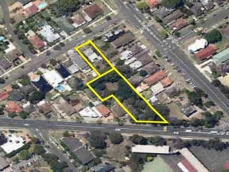528 & 1 Forest Road & Rostrov Street, Penshurst, NSW 2222