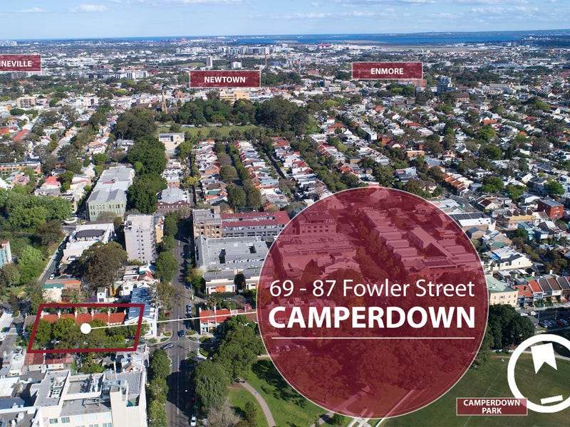 69 - 87 Fowler Street, Camperdown, NSW 2050