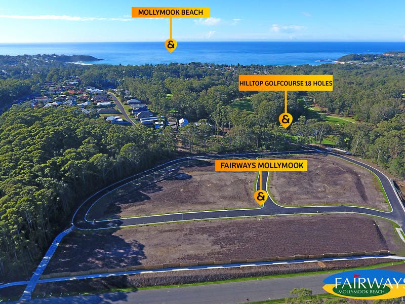 Cnr Matron Porter Drive & Garside Road ~ FAIRWAYS, Mollymook Beach, NSW 2539