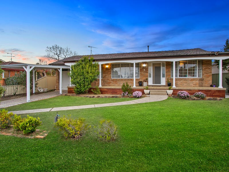 2 McKenzie Crescent, Wilberforce, NSW 2756