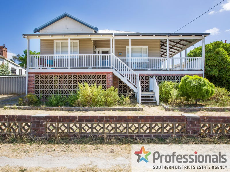 50 Clifton Street, Collie, WA 6225