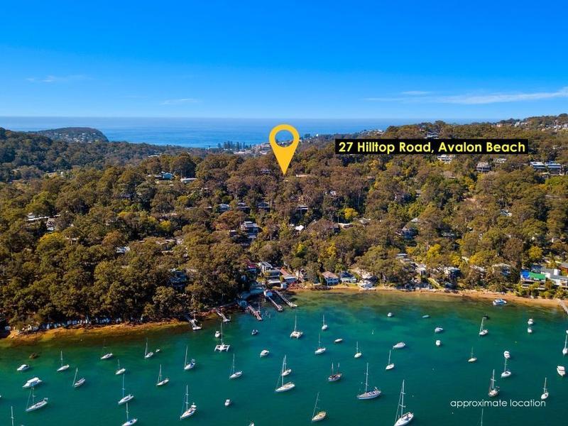 27 Hilltop Road, Avalon Beach