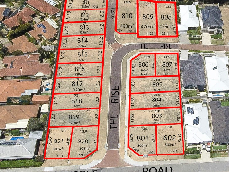 Lot 801, 59 gribble street, Gwelup