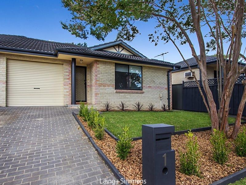 1 Macklin St, Pendle Hill, NSW 2145