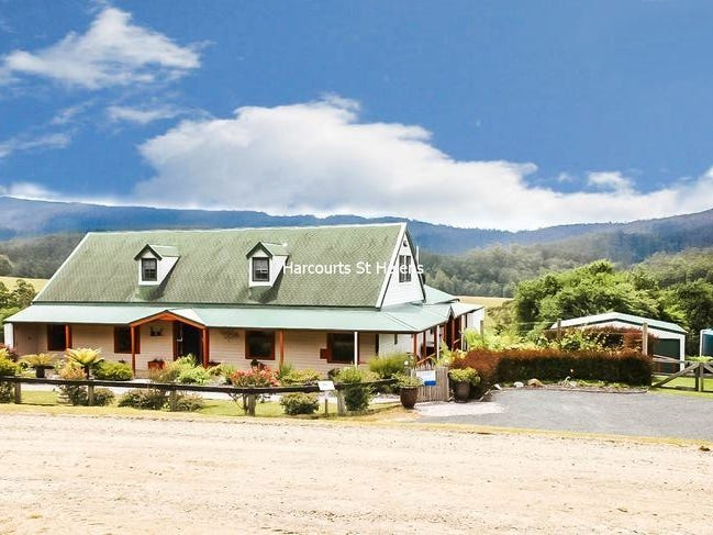 316 Lottah Road, Goulds Country, Tas 7216