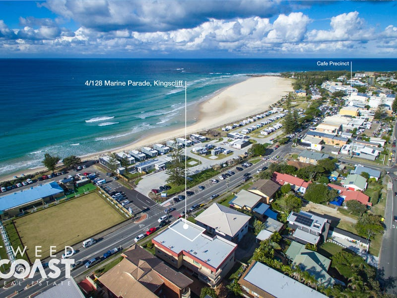 4/128 Marine Parade, Kingscliff, NSW 2487