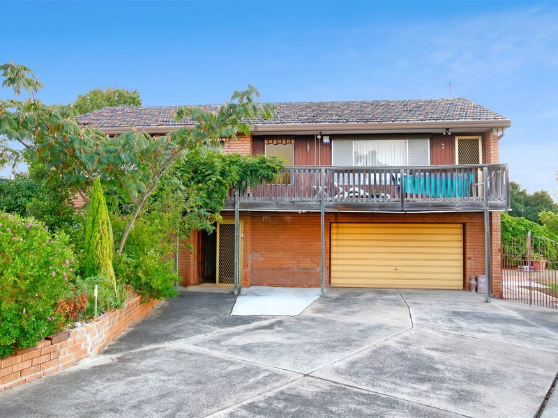 7 Caldwell Place, Blacktown, NSW 2148