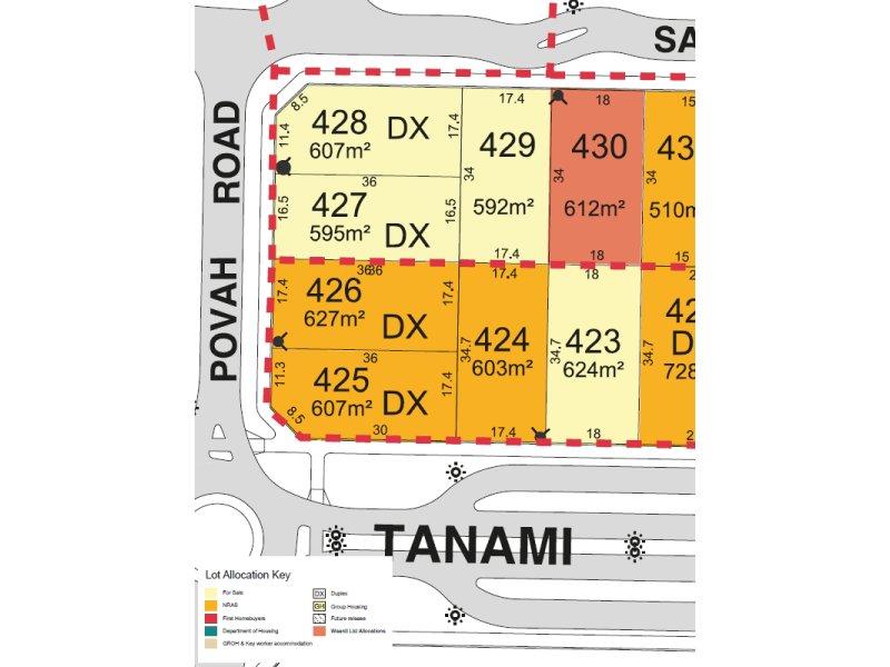 Lot 429, Sariago Terrace, Broome, WA 6725