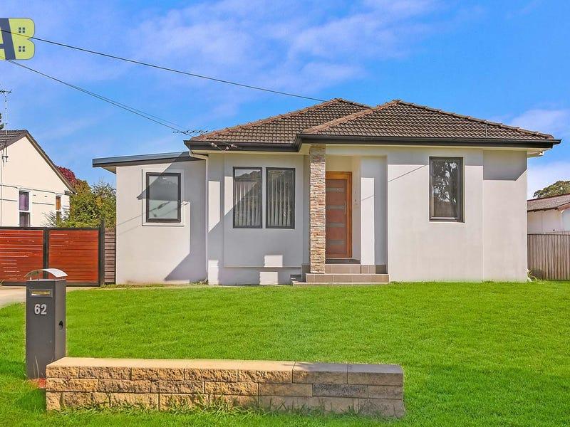 62 JANICE STREET, Seven Hills, NSW 2147