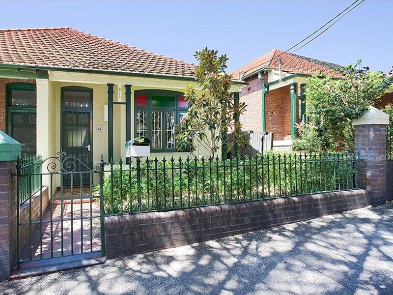45 Earl Street, Randwick, NSW 2031