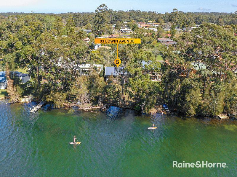 33 Edwin Avenue, Lake Conjola, NSW 2539