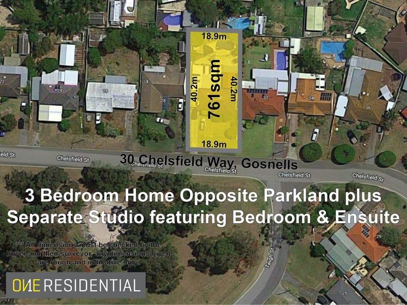 30 Chelsfield Street, Gosnells, WA 6110