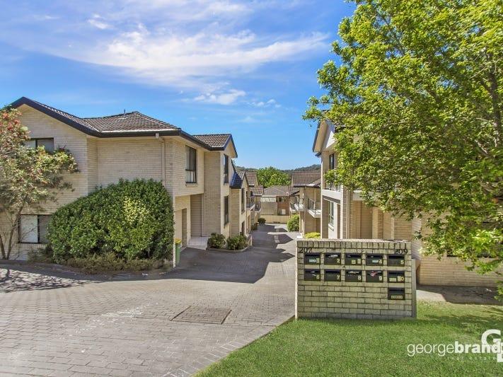 2/207-209 Gertrude Street, North Gosford, NSW 2250