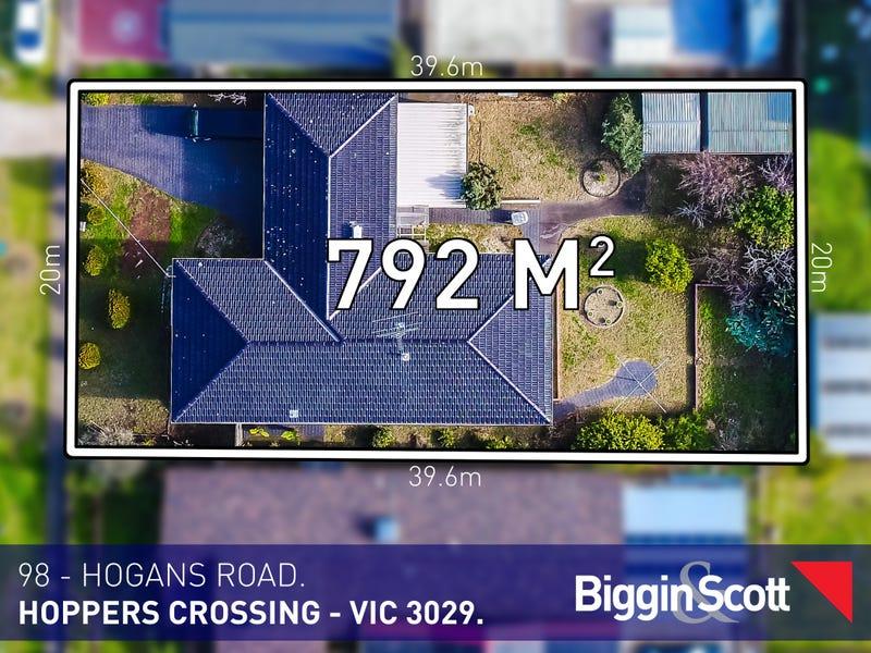 98 Hogans Road, Hoppers Crossing, Vic 3029