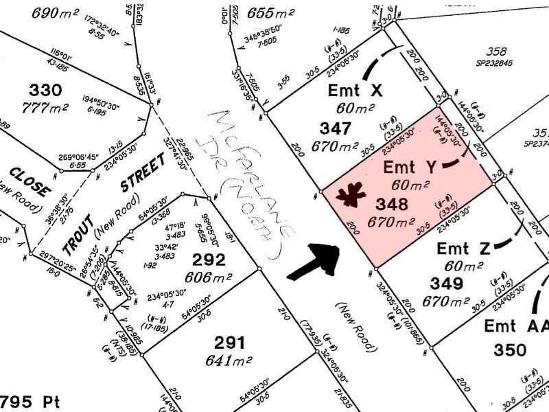 (Lot 348), 60 Mcfarlane Dr, Kanimbla, Qld 4870