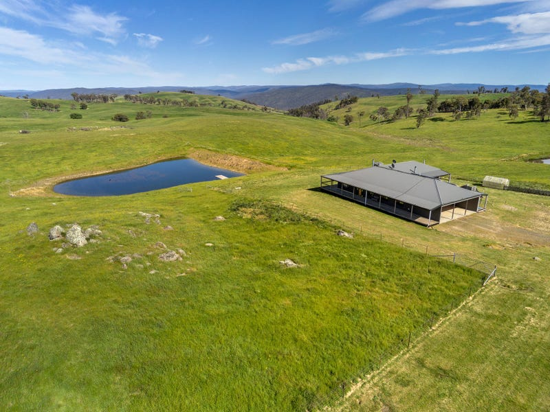 THE HOMESTEAD/570 High Forest Road, Omeo, Vic 3898