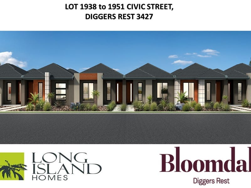 Lot 1939 Civic street, Diggers Rest, Vic 3427