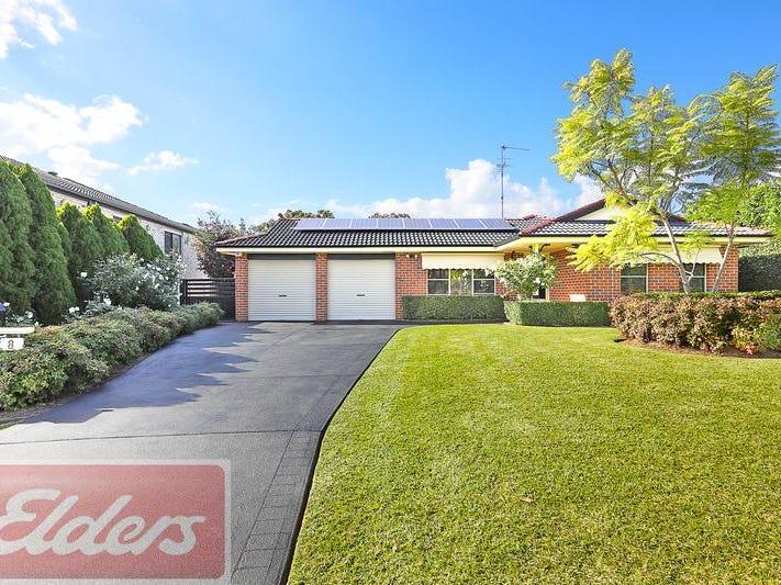 8 Luttrell Street, Glenmore Park, NSW 2745