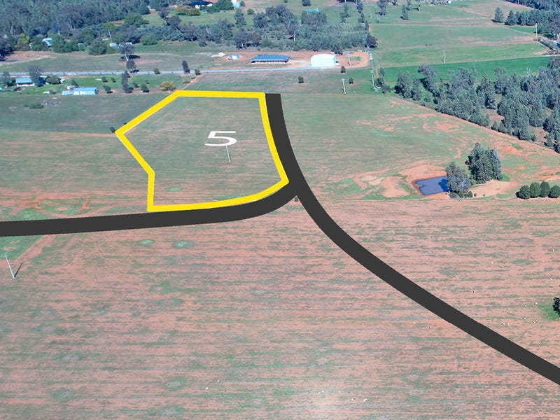 Lot 5, 119 Rannock Road, Coolamon, NSW 2701