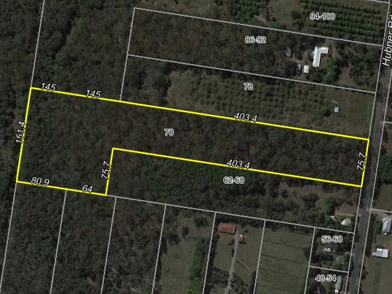 70-76 Hubner Road, Park Ridge, Qld 4125