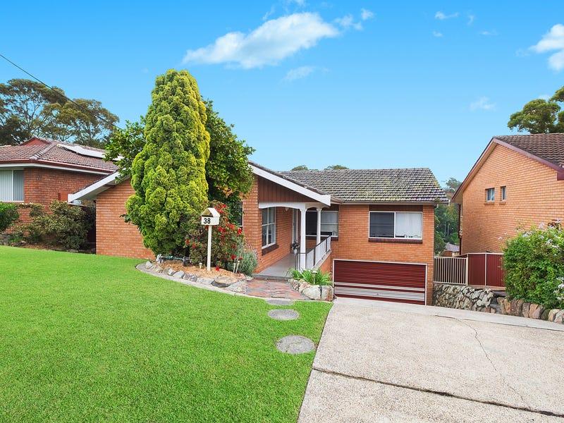 38 Kuranda Crescent, Kotara, NSW 2289