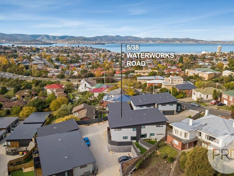5/38 Waterworks Road, Dynnyrne, Tas 7005