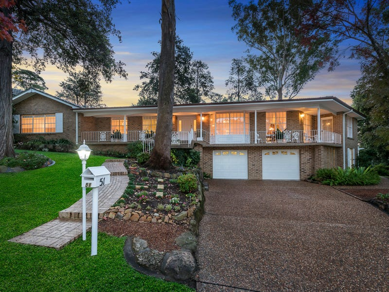 51 Westmore Drive, West Pennant Hills, NSW 2125