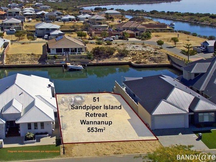 51 Sandpiper Island Retreat, Wannanup