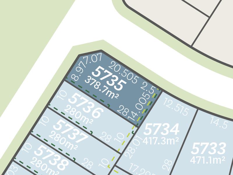 Lot 5735 Everard Terrace, Marsden Park, NSW 2765