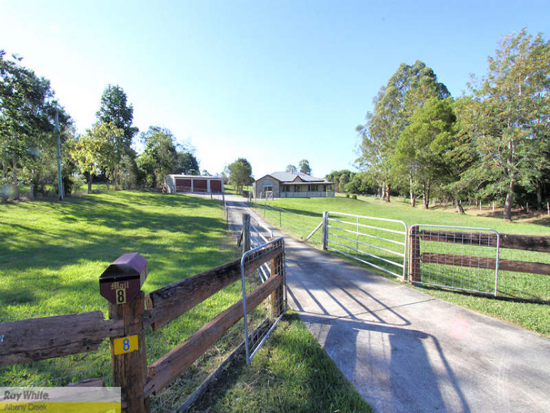 8 Campdraft Pl, Dayboro, Qld 4521