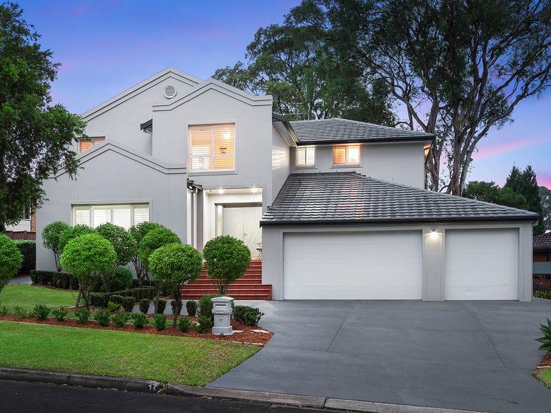 16 Justine Avenue, Baulkham Hills, NSW 2153