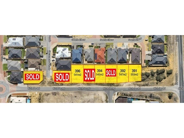 Lot 393 Nicholas Road, Hocking, WA 6065