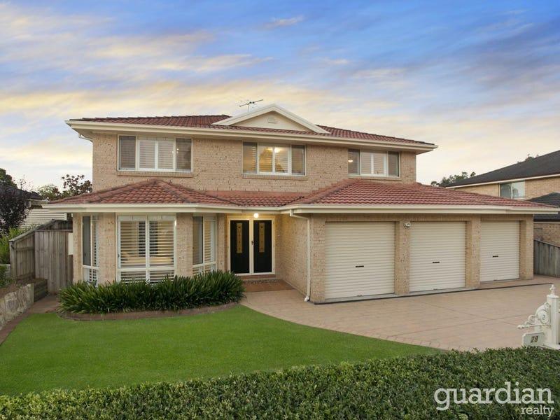29 Carlisle Crescent, Kellyville, NSW 2155