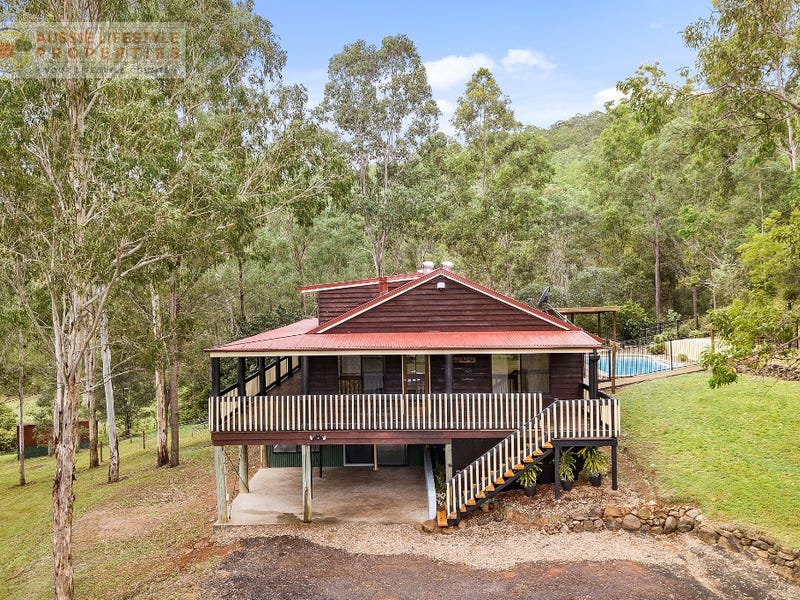 651 Lamington National Park Rd, Canungra, Qld 4275
