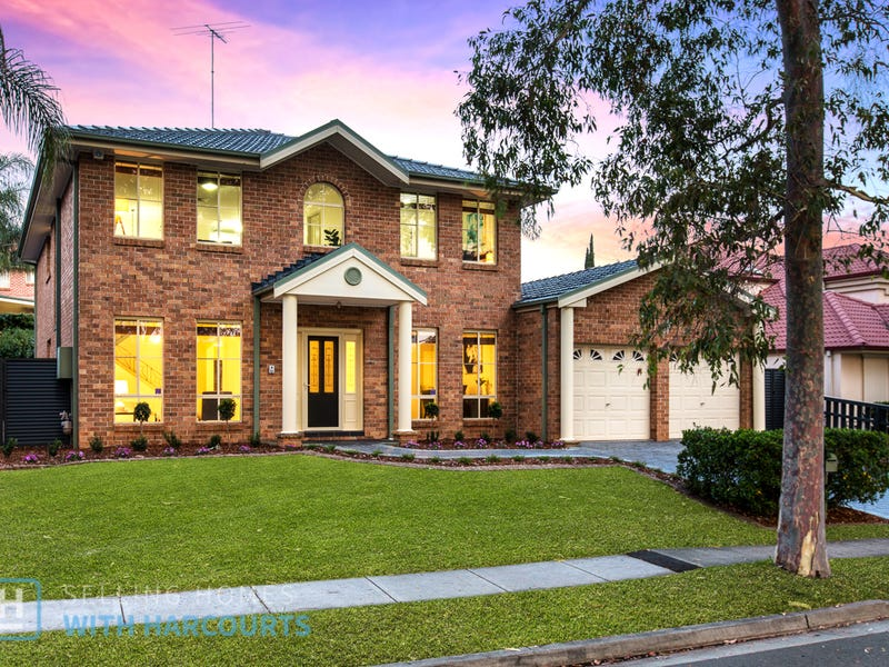 43 Sanctuary Drive, Beaumont Hills, NSW 2155