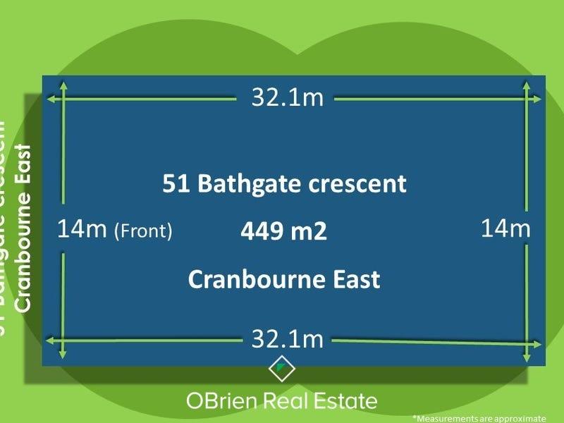 51 Bathgate Crescent, Cranbourne East, Vic 3977