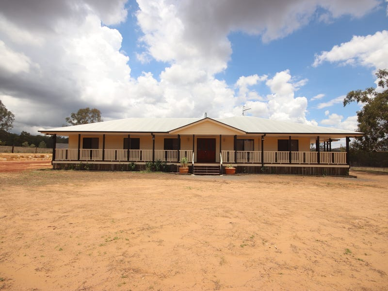 165 Volp Road, Meringandan West, Qld 4352