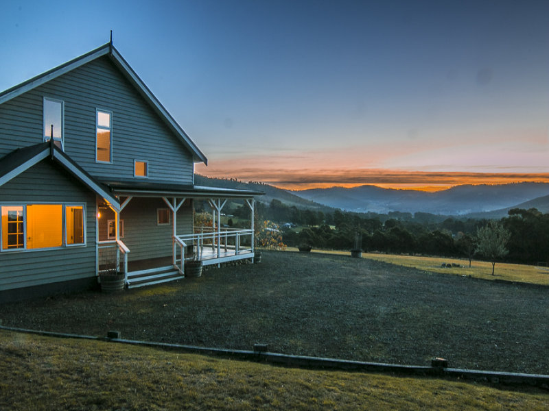 1775 Pelverata Road, Upper Woodstock, Tas 7150