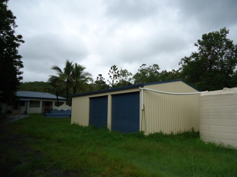 801 Yakapari-Seaforth Rd, Mount Jukes, Qld 4740
