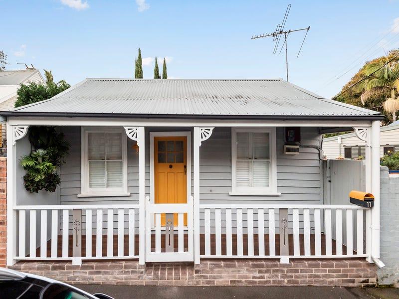 11 Moore Street, Rozelle, NSW 2039