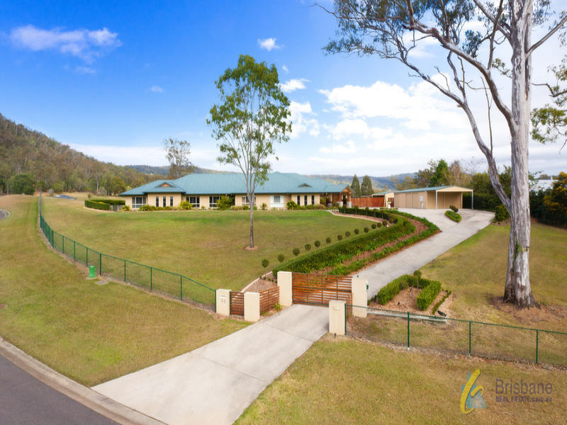 33 Nullamanna Rd, Camp Mountain, Qld 4520