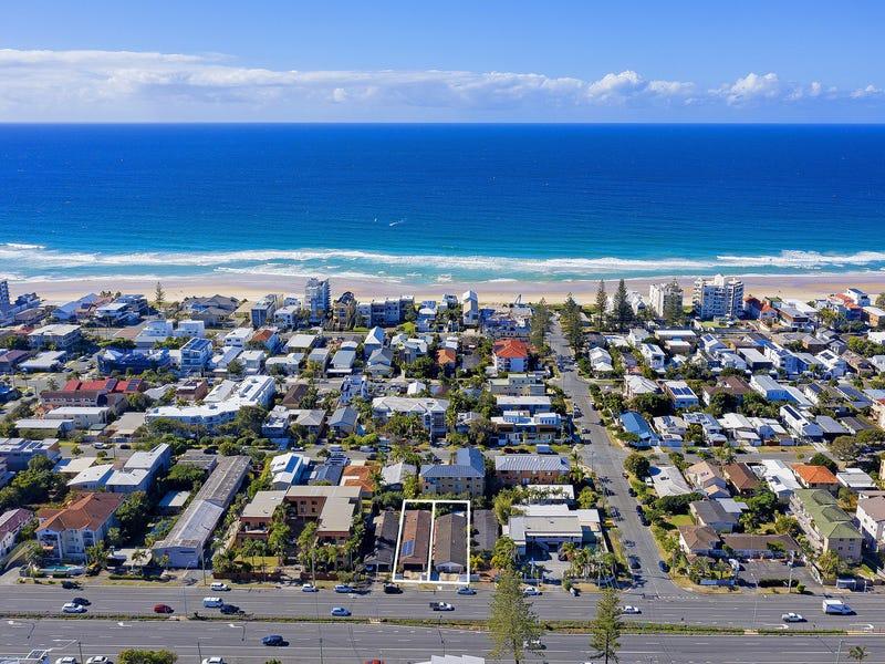 2293 & 2295 Gold Coast Highway, Mermaid Beach, Qld 4218