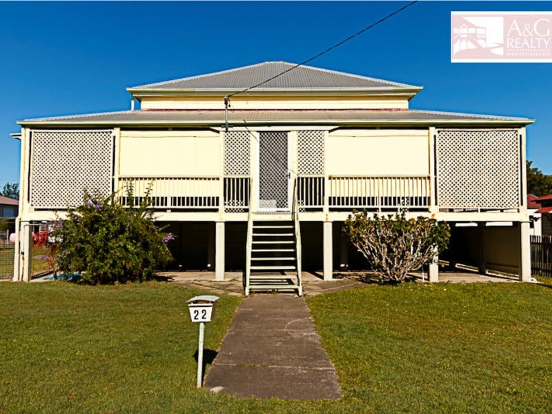 22 Percy St, Maryborough, Qld 4650