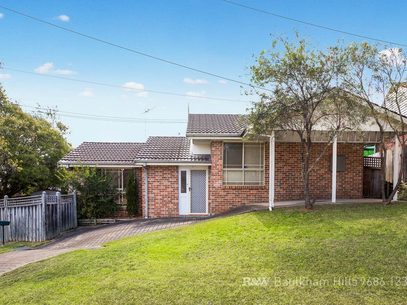 2 Lloyd George Avenue, Winston Hills, NSW 2153