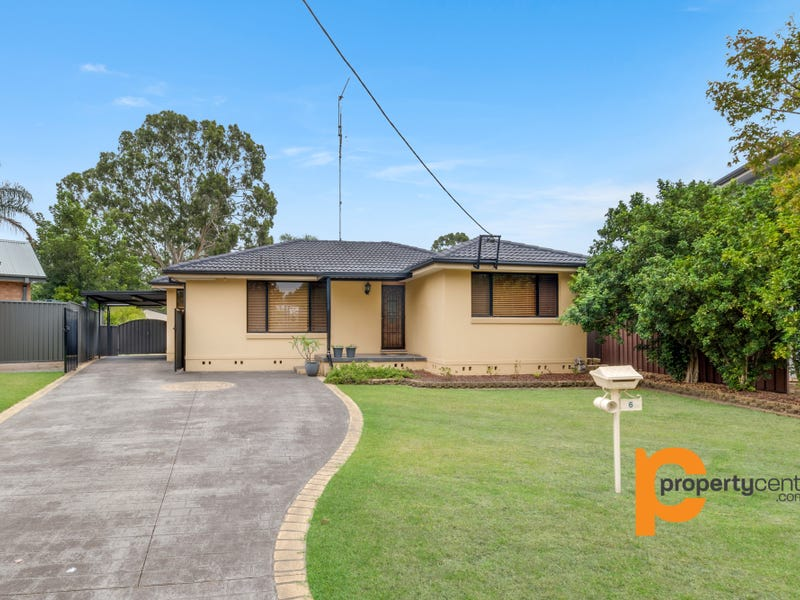 6 Wood Place, Emu Plains, NSW 2750